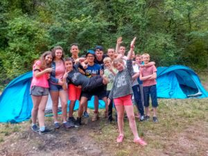 colonie camping