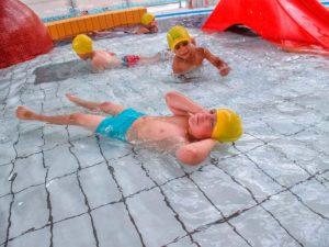 colonie piscine