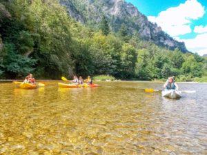 colonie canoe