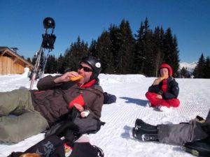 colonie ski