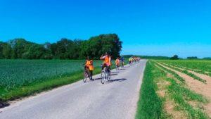 colonie vélo